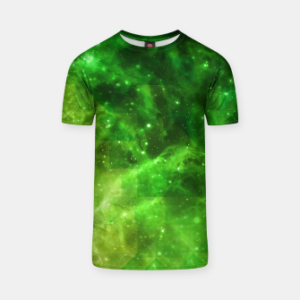 Miniature de image de Green Tea Space Tshirt, Live Heroes