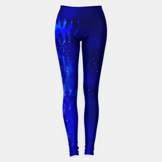 Thumbnail image of Blue Tree Leggings, Live Heroes