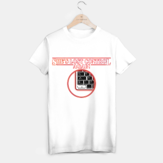 Thumbnail image of She's lost control again  T-shirt regular, Live Heroes