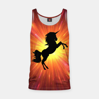 Thumbnail image of Unicorn Tank Top, Live Heroes