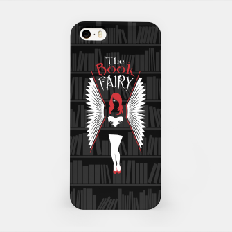Miniatur The Book Fairy bookish gift for girls and women iPhone Case, Live Heroes
