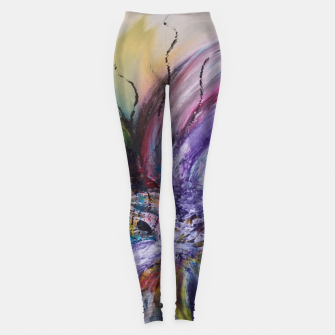Miniatur real Leggings, Live Heroes