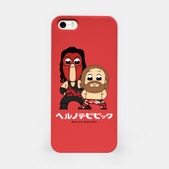 Miniatur Hell No Team Epic iPhone Case, Live Heroes