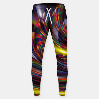 Thumbnail image of Metallic Color Sweatpants, Live Heroes