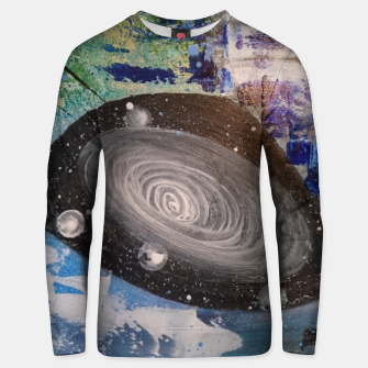 Thumbnail image of ozn Unisex sweater, Live Heroes