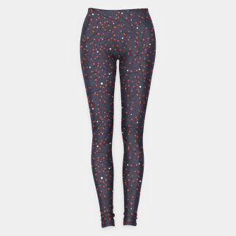 Thumbnail image of Snowy Rowanberry Grove  Leggings, Live Heroes