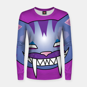 Thumbnail image of Sol Emoji Cheshiresol90 TWITCHtv Women sweater, Live Heroes