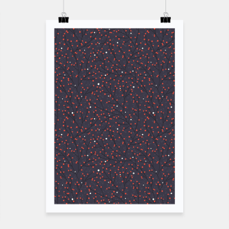 Thumbnail image of Snowy Rowanberry Grove  Poster, Live Heroes
