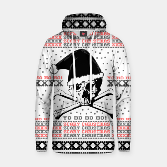 Thumbnail image of Scary Christmas  Hoodie, Live Heroes