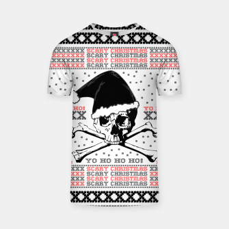 Thumbnail image of Scary Christmas  T-shirt, Live Heroes