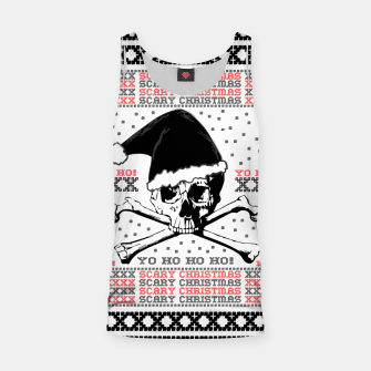 Thumbnail image of Scary Christmas  Tank Top, Live Heroes