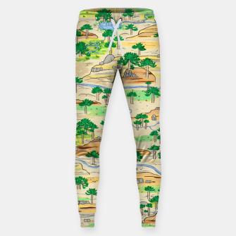 Thumbnail image of Pinalada Sweatpants, Live Heroes