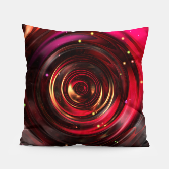 Miniatur Ripples In Space Time Pillow, Live Heroes