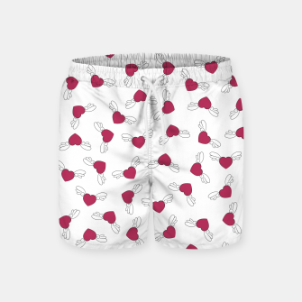 Miniatur Love is in the air - Light Swim Shorts, Live Heroes