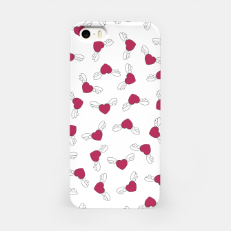 Miniatur Love is in the air - Light iPhone Case, Live Heroes