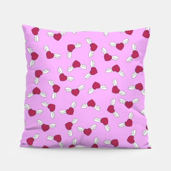 Miniatur Love is in the air - Pink Pillow, Live Heroes