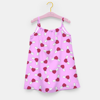 Miniaturka Love is in the air - Pink Girl's dress, Live Heroes