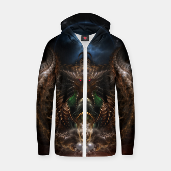 Miniaturka The Threllan Lions Zip up hoodie, Live Heroes