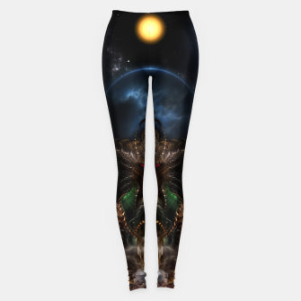 Miniatur The Threllan Lions Leggings, Live Heroes