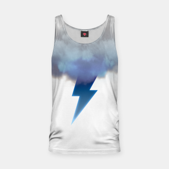 Thumbnail image of Cloud Storm Tank Top, Live Heroes