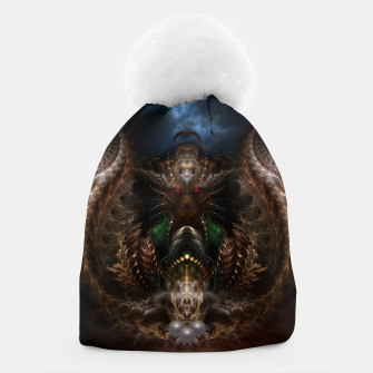 Thumbnail image of The Threllan Lions Beanie, Live Heroes