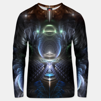 Thumbnail image of The Time Portal Unisex sweater, Live Heroes