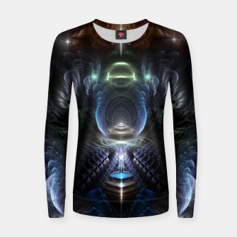 Miniatur The Time Portal Women sweater, Live Heroes