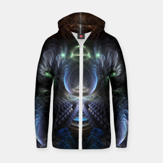 Miniaturka The Time Portal Zip up hoodie, Live Heroes