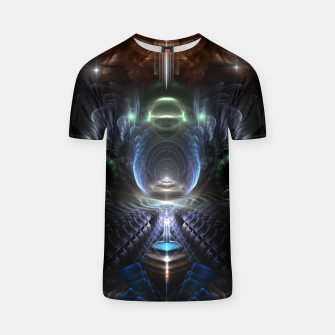 Thumbnail image of The Time Portal T-shirt, Live Heroes