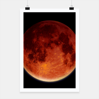 Thumbnail image of Super Blood Moon Poster, Live Heroes