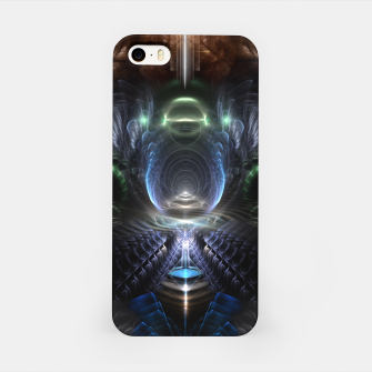 Miniatur The Time Portal iPhone Case, Live Heroes