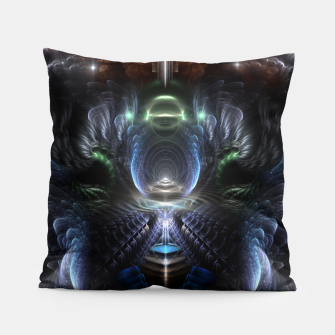 Thumbnail image of The Time Portal Pillow, Live Heroes
