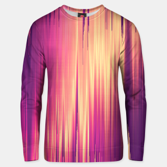 Thumbnail image of Dissolved Reality Unisex sweater, Live Heroes