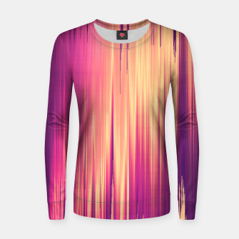 Miniatur Dissolved Reality Women sweater, Live Heroes