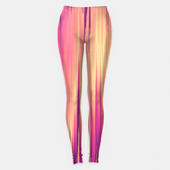 Miniatur Dissolved Reality Leggings, Live Heroes