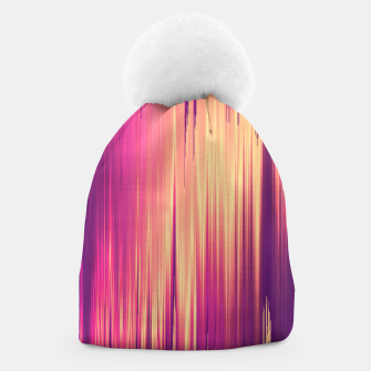 Thumbnail image of Dissolved Reality Beanie, Live Heroes