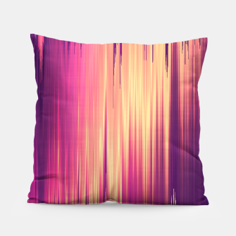 Miniatur Dissolved Reality Pillow, Live Heroes