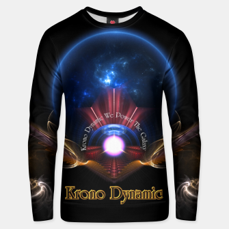 Thumbnail image of Krono Dynamic Unisex sweater, Live Heroes