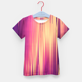 Thumbnail image of Dissolved Reality Kid's t-shirt, Live Heroes