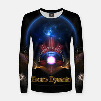Miniatur Krono Dynamic Women sweater, Live Heroes