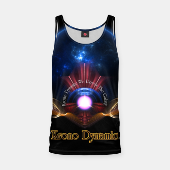 Thumbnail image of Krono Dynamic Tank Top, Live Heroes