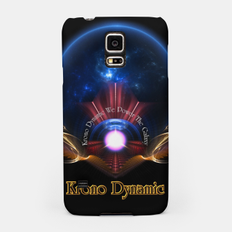 Thumbnail image of Krono Dynamic Samsung Case, Live Heroes