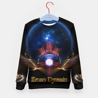 Thumbnail image of Krono Dynamic Kid's sweater, Live Heroes