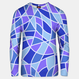 Miniatur Curved Mosaic 05 Unisex sweater, Live Heroes