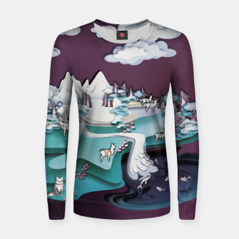 Paper Mountains Women sweater thumbnail image