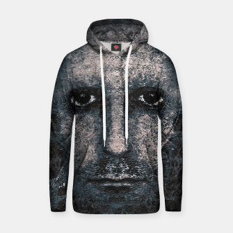 Thumbnail image of Foam Man Photo Manipulation Art Hoodie, Live Heroes