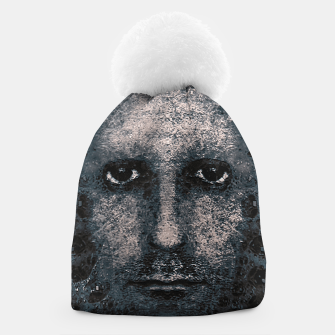 Thumbnail image of Foam Man Photo Manipulation Art Beanie, Live Heroes
