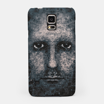 Thumbnail image of Foam Man Photo Manipulation Art Samsung Case, Live Heroes