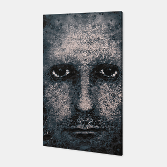 Thumbnail image of Foam Man Photo Manipulation Art Canvas, Live Heroes