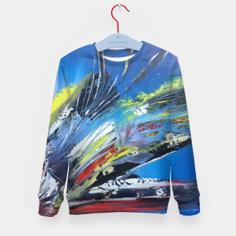 Thumbnail image of exploxie Kid's sweater, Live Heroes